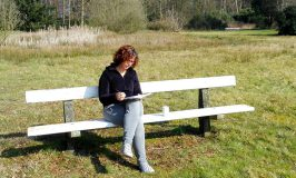 Schrijven in stilte: van doen naar zijn
