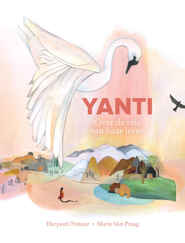 Boek Yanti over de reis van haar leven door Haryanti Frateur en Marie Van Praag