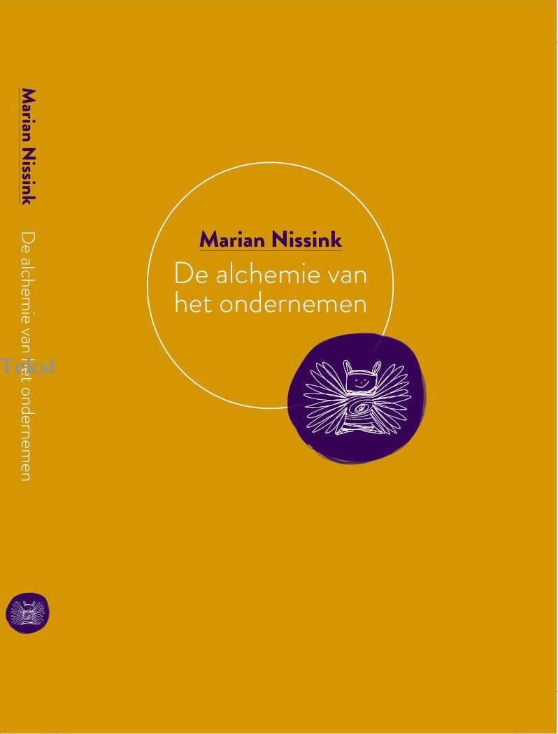 Boek de alchemie van het ondernemen door Marian Nissink